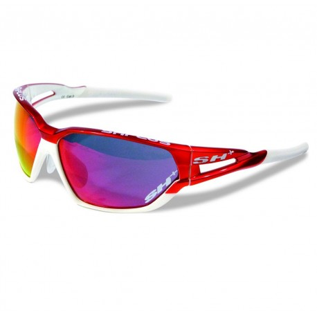 Gafas SH+ RG 470 Power line Rojo