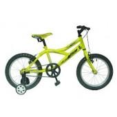 "Bicicleta Infantil Kid 16"" Amarillo"