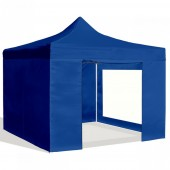 Carpa 3x3 Plegable Azul