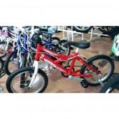 Bicicleta Infantil Kid 16 Rojo