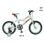 Bike Infantil Kid 16 Blue
