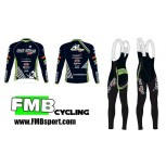 Culotte and Maillot FMB winter pro Bull Bikes