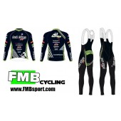 Culotte and Maillot FMB winter pro Bull Bikes