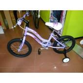 """Bicicleta infantil Butterfly 16"""""""
